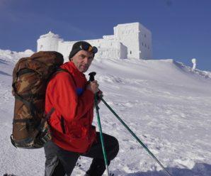 Франківець майже 40 років ходить горами (фото)