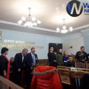 Житло воїнам АТО. В Івано-Франківську воїнам  вручили ключі від квартир. ВІДЕО