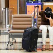 Чоловік не зустрів її в аеропорту і вона пішла…А Ви вважаєте вона права?