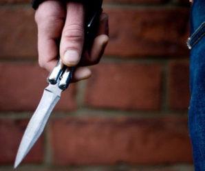 Підприємець погрожував ножем податківцям, які прийшли з перевіркою