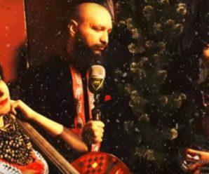 """Франківський гурт """"Familia Perkalaba"""" з відомими українцями створили різдвяний відеокліп"""