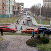 Увага! В Івано- Франківську розшукують водійку, котра вчинила ДТП і втекла (фото)