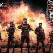 """Довгоочікуваний фільм """"Кіборги"""" вперше показали на великому екрані"""