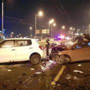 Видовище не для слабких! Розтрощені авто та уламки по всій дорозі: Київ сколихнула смертельна ДТП