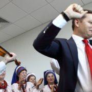 А Ви вже бачили нову народну депутатку від «Радикальної партії Ляшка»