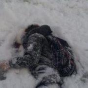 Страшна знахідка! В районі гори Хом'як знайшли тіло мертвого чоловіка. Це може бути франківець, якого розшукують (фото+18)