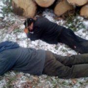 ПОЧАЛОСЬ! АТОвці самі почали наводити лад з вирубкою лісів. Перші «жертви» (ФОТО)