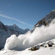 Увага! Рятувальники попередили про значну лавинну небезпеку в Карпатах