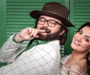 Зіграли весілля: DZIDZIO і Оля Цибульська більше не приховують свої стосунки (ФОТО)