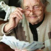 Щось тут не чисто… В грудні пенсіонери отримають 2 пенсії