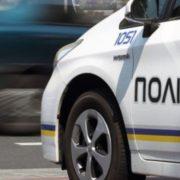 На Прикарпатті працівники патрульної служби затримали п'яного крадія автівки (відео)