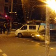 У Франківську в ДТП потрапили автобус і дві автівки (ФОТО)