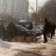 На Пасічній затримали сімейну пару квартирних злодіїв