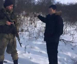 На Харківщині росіянин незаконно перетнув кордон і попросив статус біженця
