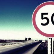 На Прикарпатті патрульні не зможуть карати водіїв за їзду на швидкості понад 50 км на годину