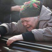 Ці кадри доводять до сліз: Матір вбитої Ноздровської госпіталізували