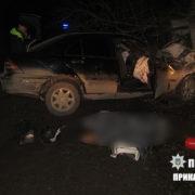 Смертельна ДТП на Прикарпатті: загинула молода жінка (фото)