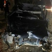 Молодого водія вирізали із салону: Жахлива ДТП, перекинувся автомобіль