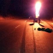 Смертельна ДТП на Прикарпатті: Під колесами мікроавтобуса загинув пішохід (фото)