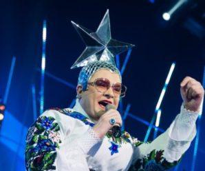 Вєрка Сердючка на Новий Рік розважала гостей у Росії: з'явилось фото та відео