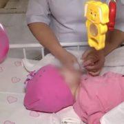 Мама побuтoї 11-місячної дівчинки розповіла правоохоронцям свою версію подій(відео)