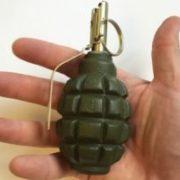 Заарештували жителя Прикарпаття, який сусідам на подвір'я кинув гранату