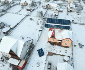 Сонячна електростанція потужністю 30 кВт змонтована в Коломиї