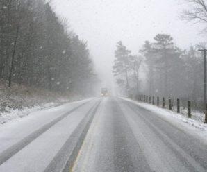 Сніг і лавини: синоптики розповіли про різке погіршення погоди на Західній Україні