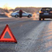 На Прикарпатті рейсовий автобус насмерть збив пішохода