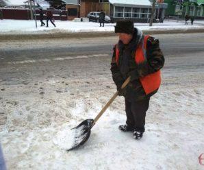Комунальники відзвітували, як боролися із наслідками снігопаду (відео)