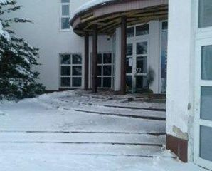 На Прикарпатті в будинок-музей Степана Бандери кинули вибухівку (Фото)