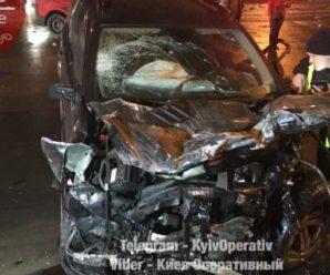 Страх і ненависть у Києві: виродок на Mercedes вбивав людей, тікаючи від копів(фото+відео)