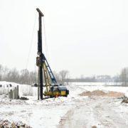 """В Франківську триває масштабне будівництво """"пасічнянського"""" мосту. ФОТО"""