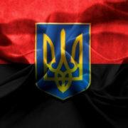 На Прикарпатті польський турист зірвав з будинку червоно-чорний прапор УПА (відео)