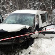Жінка загинула миттєво: смертельна ДТП на Прикарпатті
