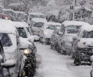 Снігопади та хуртовини: справжня зима повертається в Україну