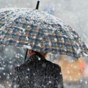 Вітер, сильний сніг та ожеледиця: на Прикарпатті оголосили штормове попередження