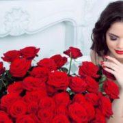 Франківцям пропонують взяти в оренду великий букет квітів просто для того, щоб зробити фото