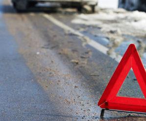 В Івано-Франківську внаслідок ДТП в лікарню потрапила чотирирічна дитина, а ще двоє пасажирів травмовані