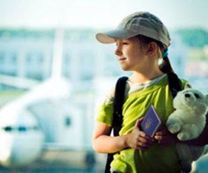 Верховна Рада змінить правила виїзду дитини за кордон