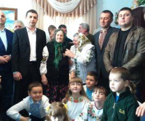 51 правнук та 24 праправнуки: Євдокія Куськів з Долинщини відзначила столітній ювілей. ФОТО