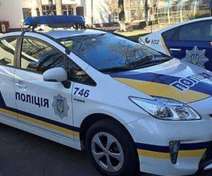 У Франківську під час затримання нетверезого водія постраждала патрульна