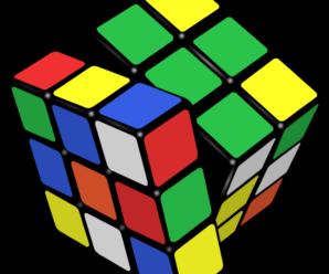 Хлопчик з Франківська складає Кубик Рубіка без допомоги рук