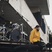 У Франківську в Палаці Потоцьких зняли кліп для команди німецьких музикантів. ВІДЕО