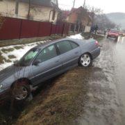 Аварія сталася у селі Пістинь сьогодні зранку.