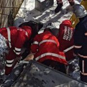У підлітка, на якого впала бетонна плита – перелом ребер та розрив печінки