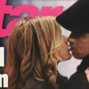 Бред Пітт та Дженніфер Еністон знову закрутили роман? Їх поцілунок опинився на обкладинці американського таблоїду