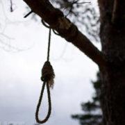 На Франківщині молодий чоловік повісився на дереві