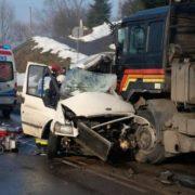 У Польщі в ДТП загинуло 2 українців, 4 поранені(Фото)