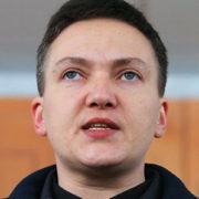 Савченко затримали